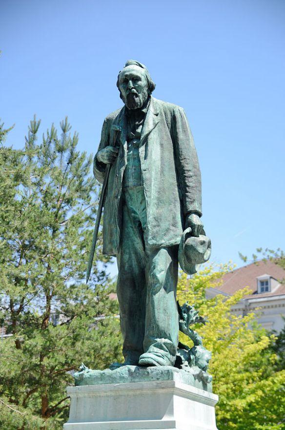 Adolf-Pichler-Denkmal, Innsbruck