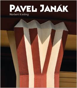 Buch Pavel Janak von Norbert Kiesling